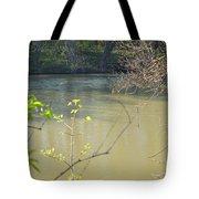 White River Tote Bag