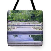 White River Gardens Tote Bag
