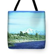 White Rock To Baker Tote Bag