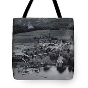 White Roe Lake Hotel-catskill Mountains Ny Tote Bag