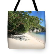 White Sand And Blue Sky Tote Bag