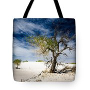 White Sands National Monument #1 Tote Bag
