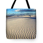 White Sands Of New Mexico Tote Bag