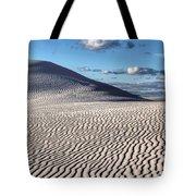 White Sands Patterns Tote Bag