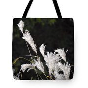White Seed Tote Bag