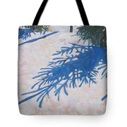 White Spruce Tote Bag
