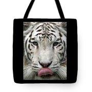 White Tiger - 02 Tote Bag