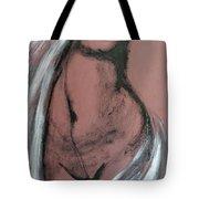 White Towel Tote Bag