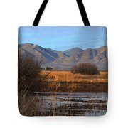 White Water Draw Preserve Tote Bag