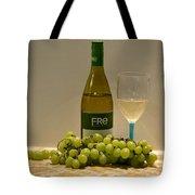White Wine Still Life 1 Tote Bag