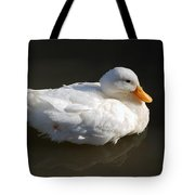 White Wings Tote Bag