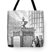 Whitefield Monument Tote Bag