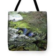 Whitehorse Falls Series 4 Tote Bag