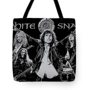 Whitesnake No.01 Tote Bag