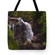 Whitewater Falls Nc Tote Bag