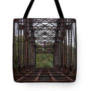 Whitford Railway Truss Bridge Tote Bag