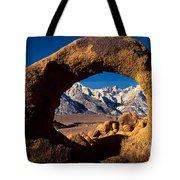 Whitney Portal Tote Bag
