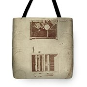 Whitney's Cotton Gin Tote Bag