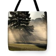Whittle Springs Golf Course Tote Bag