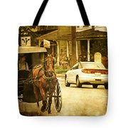 Who Are The Amish Tote Bag