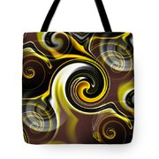 Who Dat Black And Gold Tote Bag