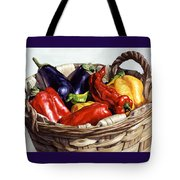 Who Wants To Blister The Peppers Tote Bag