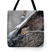 Who You Looking At Tote Bag