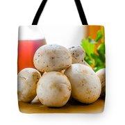 Whole Champignons Tote Bag