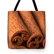 Whole Cinnamon Sticks  Tote Bag
