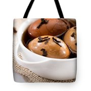 Whole Smoked Eggs Tote Bag