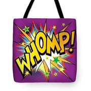 Whomp Tote Bag by Gary Grayson