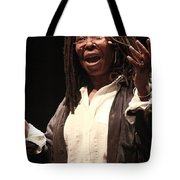 Whoopi Goldberg Tote Bag