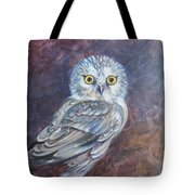 Who's Looking At You Tote Bag