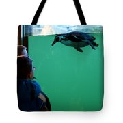Who's Watching Whom? Tote Bag