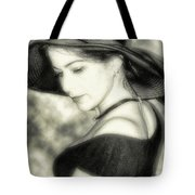 Wiccan Lady Tote Bag
