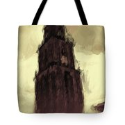 Wicked Tower Tote Bag
