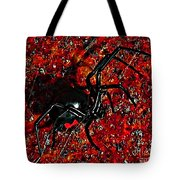 Wicked Widow - Rouge Tote Bag