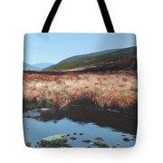 Wicklow Bogscape Tote Bag