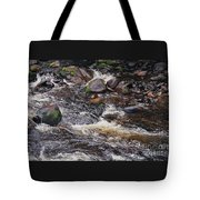 Wicklow River # 1 Tote Bag