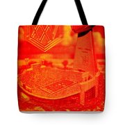 Wide Right Tote Bag