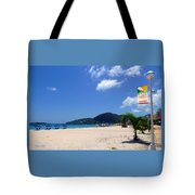 Wifi In Paradise - Hotspot Redefined Tote Bag