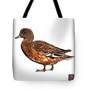 Wigeon Art - 7415 - Wb Tote Bag