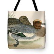 Wigeon Tote Bag