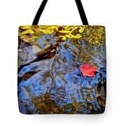 Wiggling Water Tote Bag