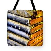 Wikipedia Origins Tote Bag