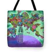 Wild Abandon Tote Bag