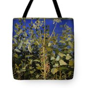 Wild Angelica Tote Bag