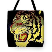 Wild At Heart Shere Khan Tote Bag