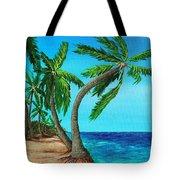 Wild Beach Tote Bag