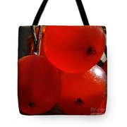 Wild Berries Of The Wetlands 3 Tote Bag